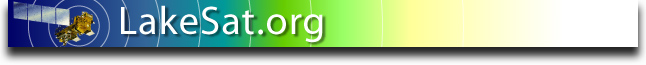 LakeSat.org Banner Logo and link to home